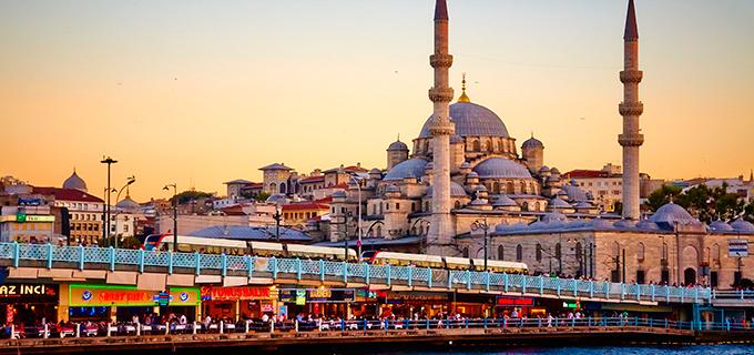 FIN DE SEMANA EN ESTAMBUL